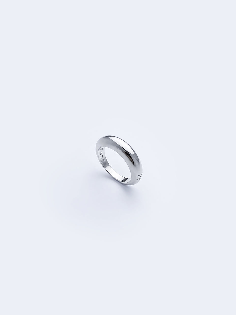 DOME RING (5mm) 돔 반지 5mm