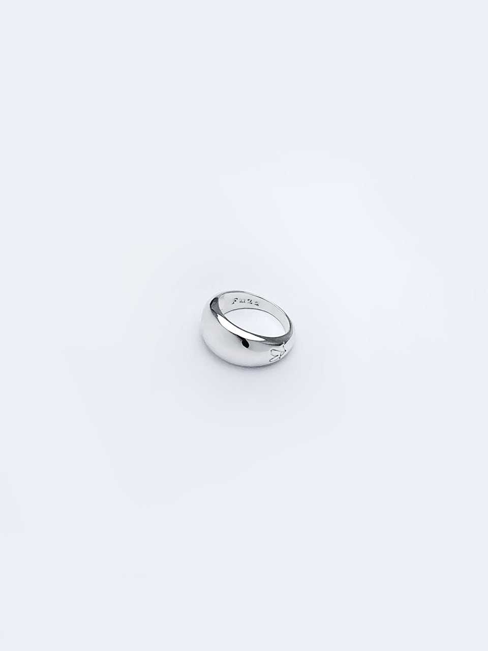 DOME RING (10mm) 돔 반지 10mm